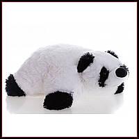 Декоративная детская подушка мягкая игрушка мишка панда 45 см