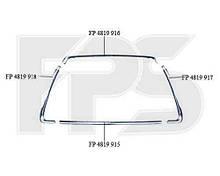 Окуляр хром Mitsubishi Asx до 2013 гв. ( Мітсубісі Асикс )