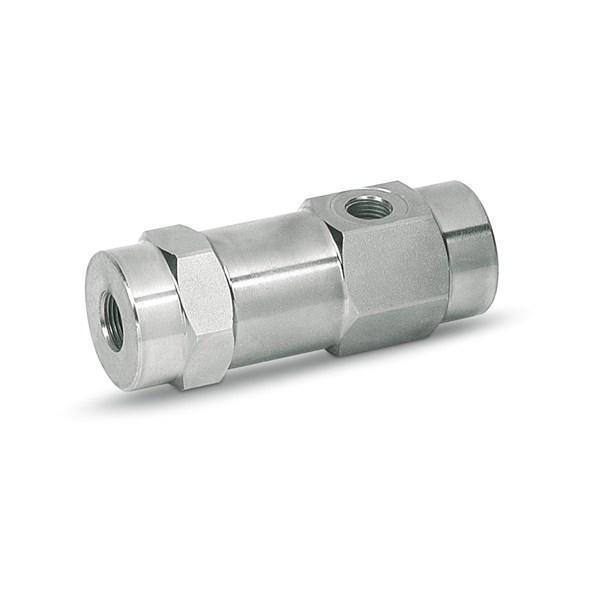 Трехходовой обратный клапан Hydro-pack VBPSL 3/4 ''