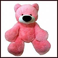 Огромный плюшевый мишка Тедди 2 метра розовый