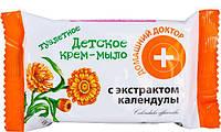 Детское крем-мыло с экстрактом Календулы Домашний Доктор 70г (8588006035025)