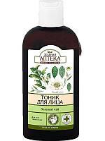 Зеленая Аптека  Тоник для всех типов кожи Зеленый чай 200мл (4823015929663)