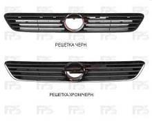 Сітка чорна Opel Astra G ( Опель Астра Г )