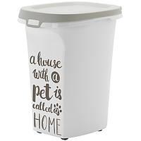 Контейнер для корма Moderna Pet Wisdom Trendy Story; 20 л