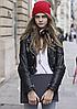 Жіночі туфлі Visconi (Польща) чорного кольору. Красиві та комфортні. Стиль: Кара Делевінь, фото 4
