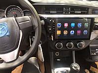 """Штатная Магнитола Toyota Corolla 2013-2017 на Android 8.1 с 10"""" Экраном 1/16Память, 4 ядра Процессор"""