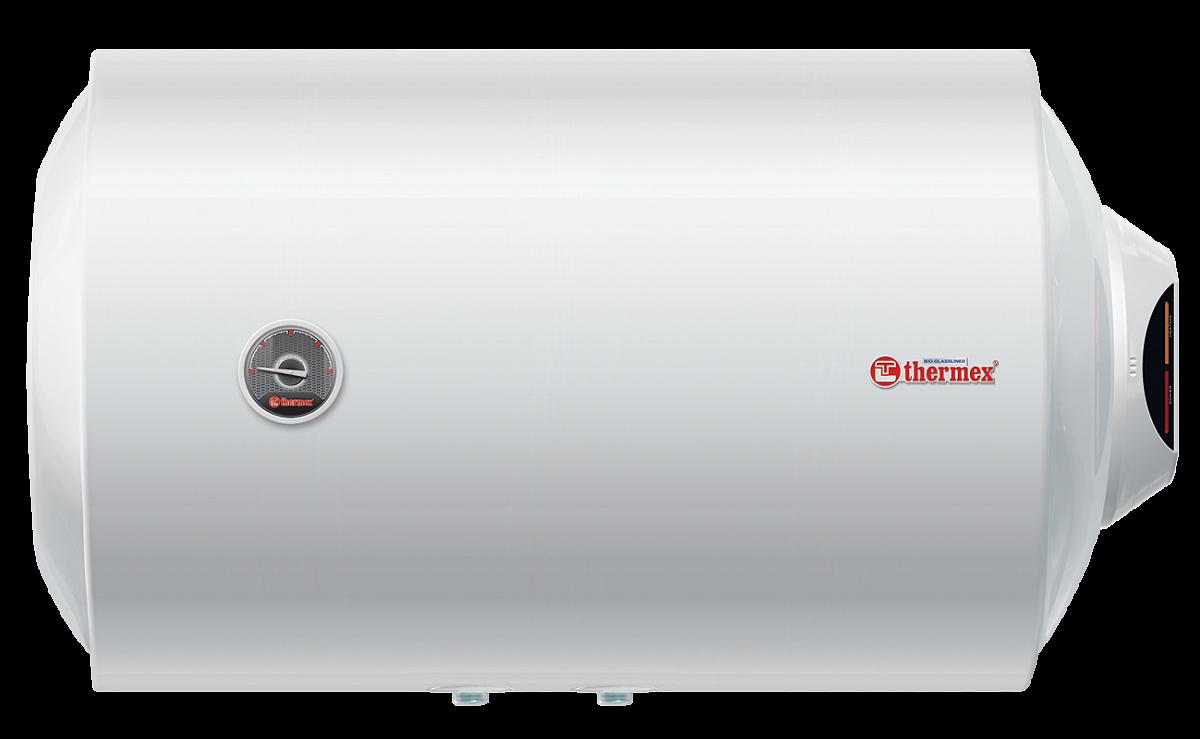 Водонагреватель горизонтальный 80 л THERMEX ERS 80 H silverheat