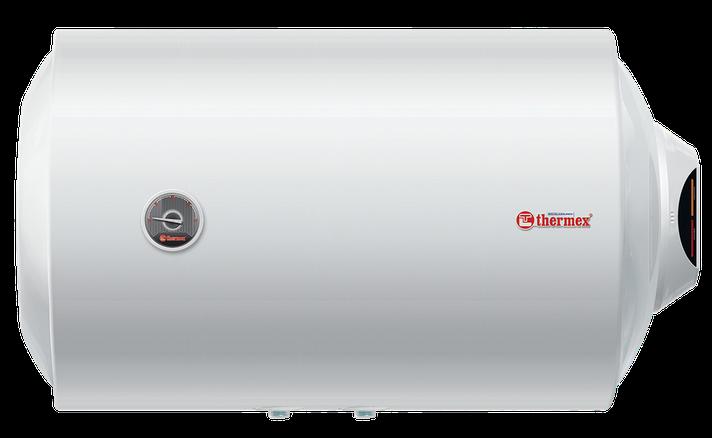 Водонагреватель горизонтальный 80 л THERMEX ERS 80 H silverheat, фото 2
