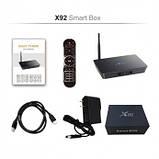X92 Android TV Box 3 Гб / 32 Гб - Смарт ТВ приставка, фото 3