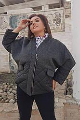 Стильная женская куртка 05041