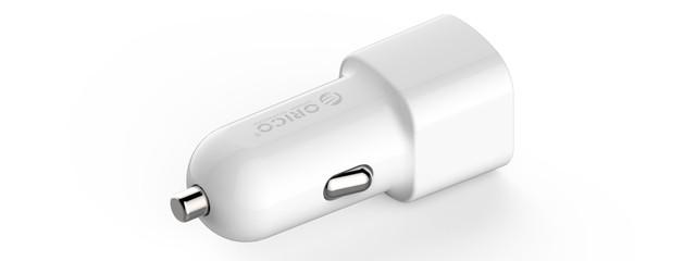 Автомобильное зарядное устройство Orico 3.4A(17W) UCL-2U