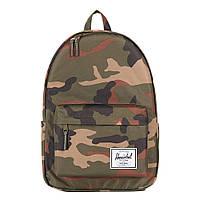 Рюкзак Herschel Supply Co Classic Woodland Camo Backpack 30L, фото 1