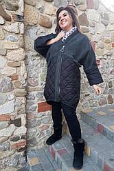 Стильное женское пальто 05043