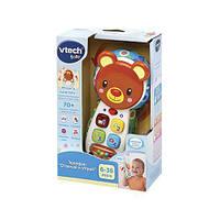 Дитячий телефон Відповідай і грай Vtech 80-502726, фото 1