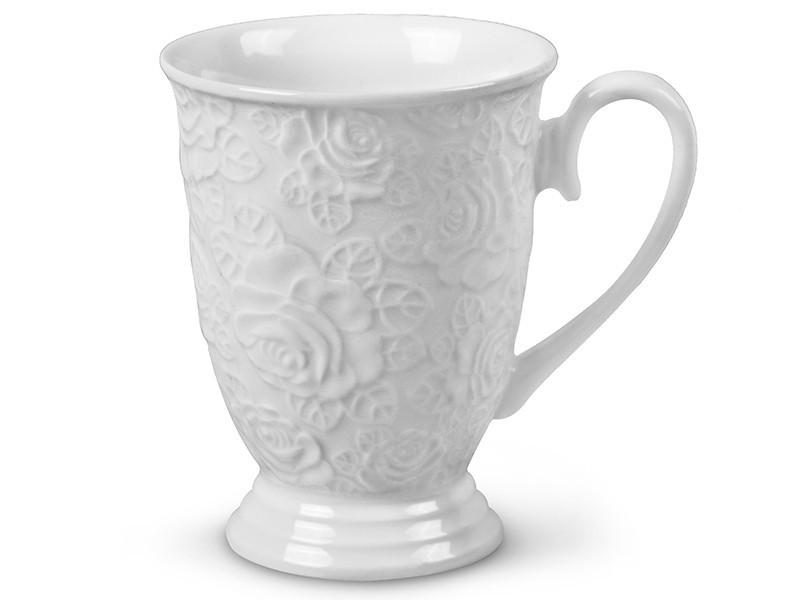 Чайный набор Lefard Белые Розы на 6 предметов 944-019 набор для чая сервиз