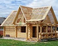 Дома деревянные со сруба, эко дом