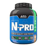 Комплексный протеин ANS Performance N-PRO Premium Protein смесь арахисового масла с шоколадом 1,81 кг