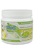 Аминокислоты ВСАА 2:1:1  ТМ  БиоС  со вкусом (Груши), Вес:350 гр (Упаковка Дой-пак!)