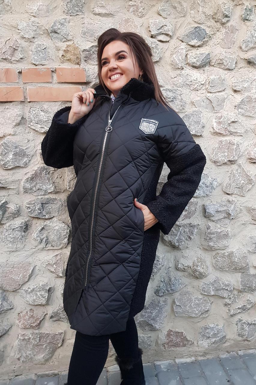 Женское стильное пальто 05045