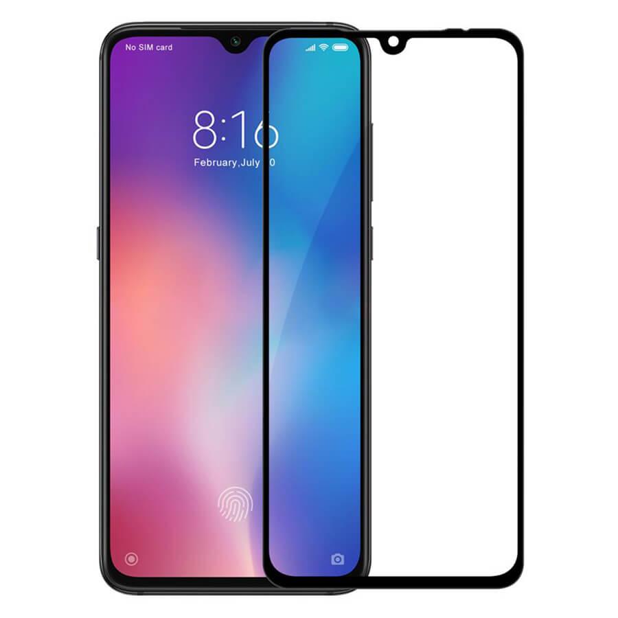 Защитное Стекло для Xiaomi Mi Play 5D 9H Full Glue Полная Проклейка Олеофобное Покрытие