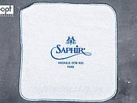 Салфетка для полировки обуви Saphir Medaille D'or 32,5x32,5 см