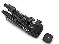 Портативный штатив для камер Zomei Q100  Черный