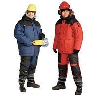 Спецодежда костюмы зимние