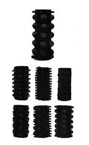 Набор насадок Penis Sleeve Kits-Black