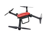 Квадрокоптер Air Musha X9TW складной, WiFi камера Red (MushaOD), фото 1