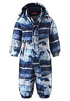 Зимний комбинезон для мальчика Reimatec Puhuri 510306.9-6762. Размеры 74 - 98., фото 1