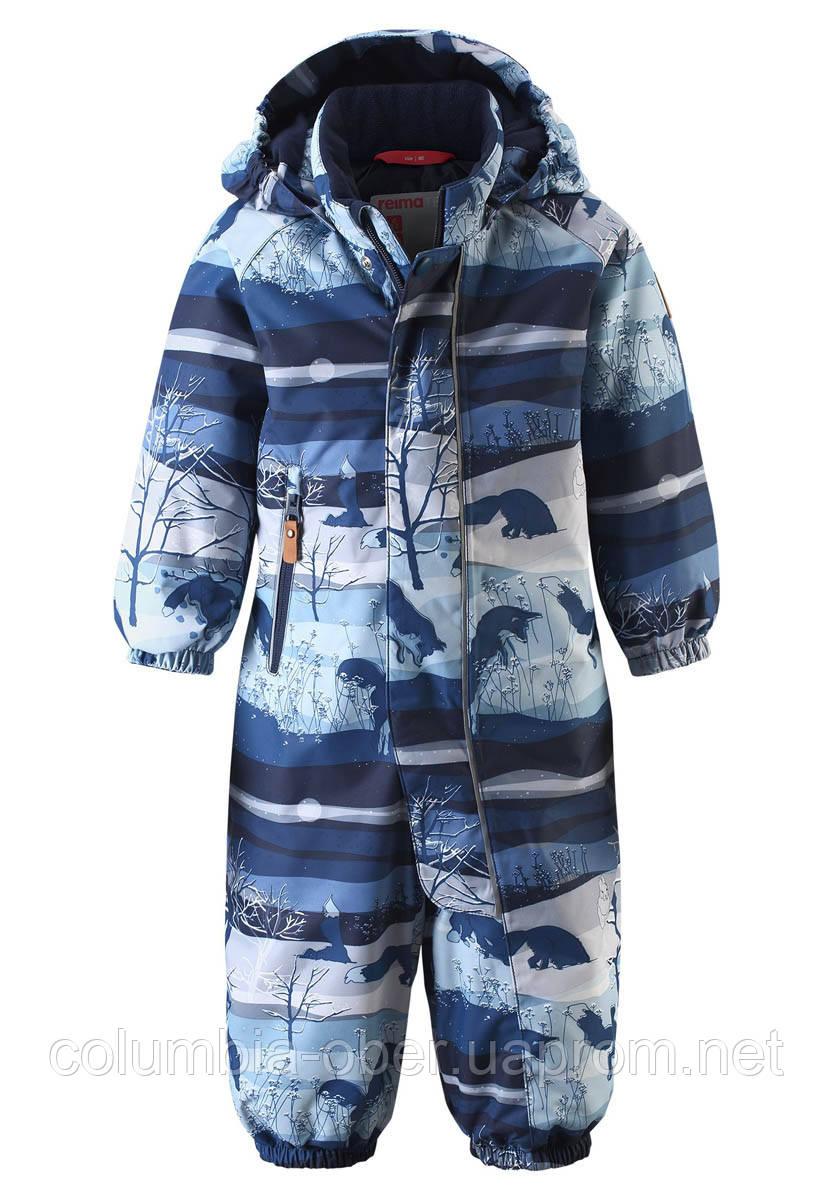 Зимний комбинезон для мальчика Reimatec Puhuri 510306.9-6762. Размеры 74 - 98.