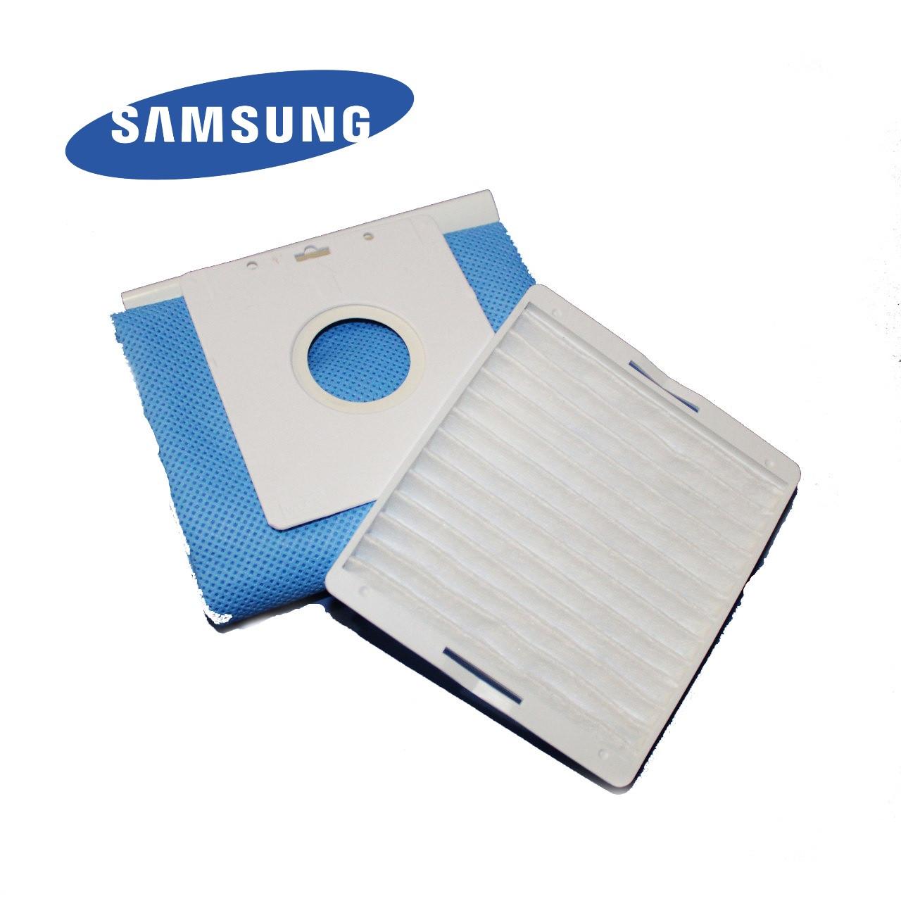 Мішок і фільтр для пилососа Samsung