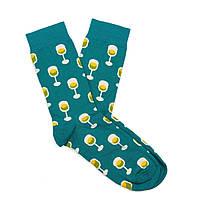 Носки женскиеDodo Socks white 150ml 39-41 Бирюзовый (009697)