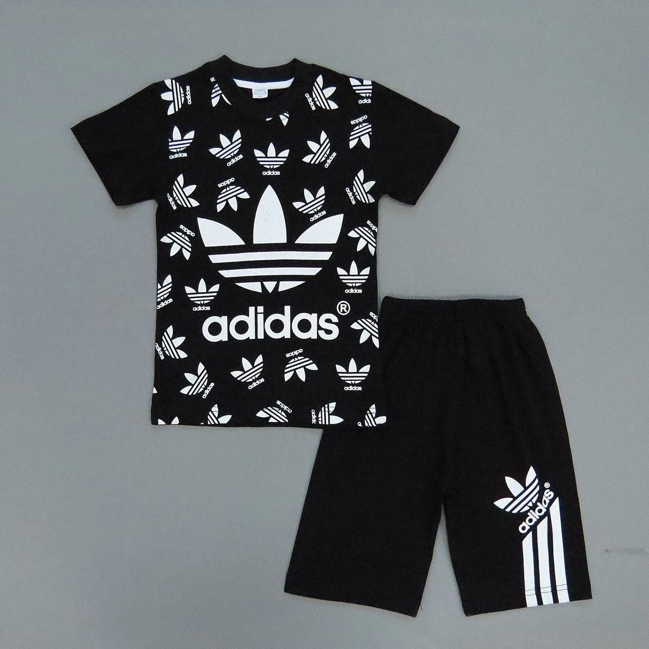 Летний костюм Adidas для мальчика.