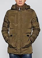 Мужская зимняя куртка AVE-7851-40, фото 1