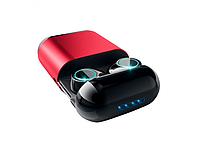 Беспроводные Bluetooth наушники Xvoice S7 TWS чёрные