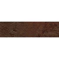 Клинкерная плитка Paradyz Semir brown Str 24,5*6,5 см
