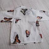 Рубаха для пляжа (марлевка)  ТМ Family Pupchik, фото 2