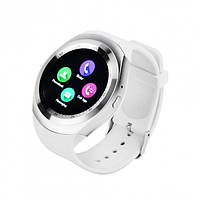 Смарт часы Smart Watch Y1 Android Bluetooth, White (Y1S) (11853)