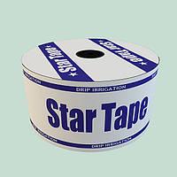 Лента для капельного орошения Star Tape 8mil 30см 340 л/ч 500м Купить (бухта)