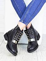Ботинки Businka кожа 7136-28, фото 1