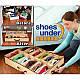 Компактный органайзер для хранения обуви Shoes under server | сумка для обуви, фото 4