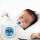 Цифровой термометр в виде соски SOSKA TEMPERATURE для детей, фото 7