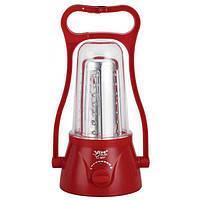Аккумуляторный светодиодный фонарь лампа для кемпинга YJ 5827 | кемпинговый фонарик