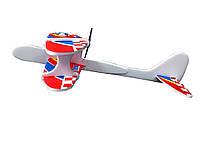 Сверх быстрый метательный самолет планер трюкач на дальнее расстояние 1115 в коробке