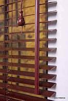 Бамбуковые жалюзи Махагони 50 мм производство под заказ приглашаем дилеров