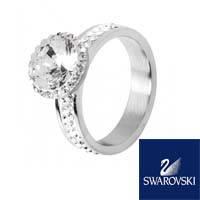 Кольца Swarovski