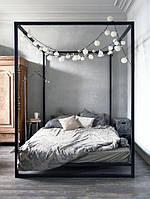 Кровать в стиле LOFT (NS-970004173)