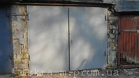 Ворота гаражные (г. Киев) 3