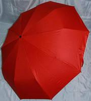 Женский зонт полный автомат AVK сочный красный